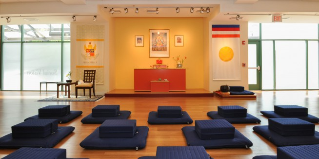 The Practice of Radiating Out: A Social Transformation and Leadership Training (Community Room Seating) with  Sakyong  Mipham Rinpoche & Acharya Fleet  Maull