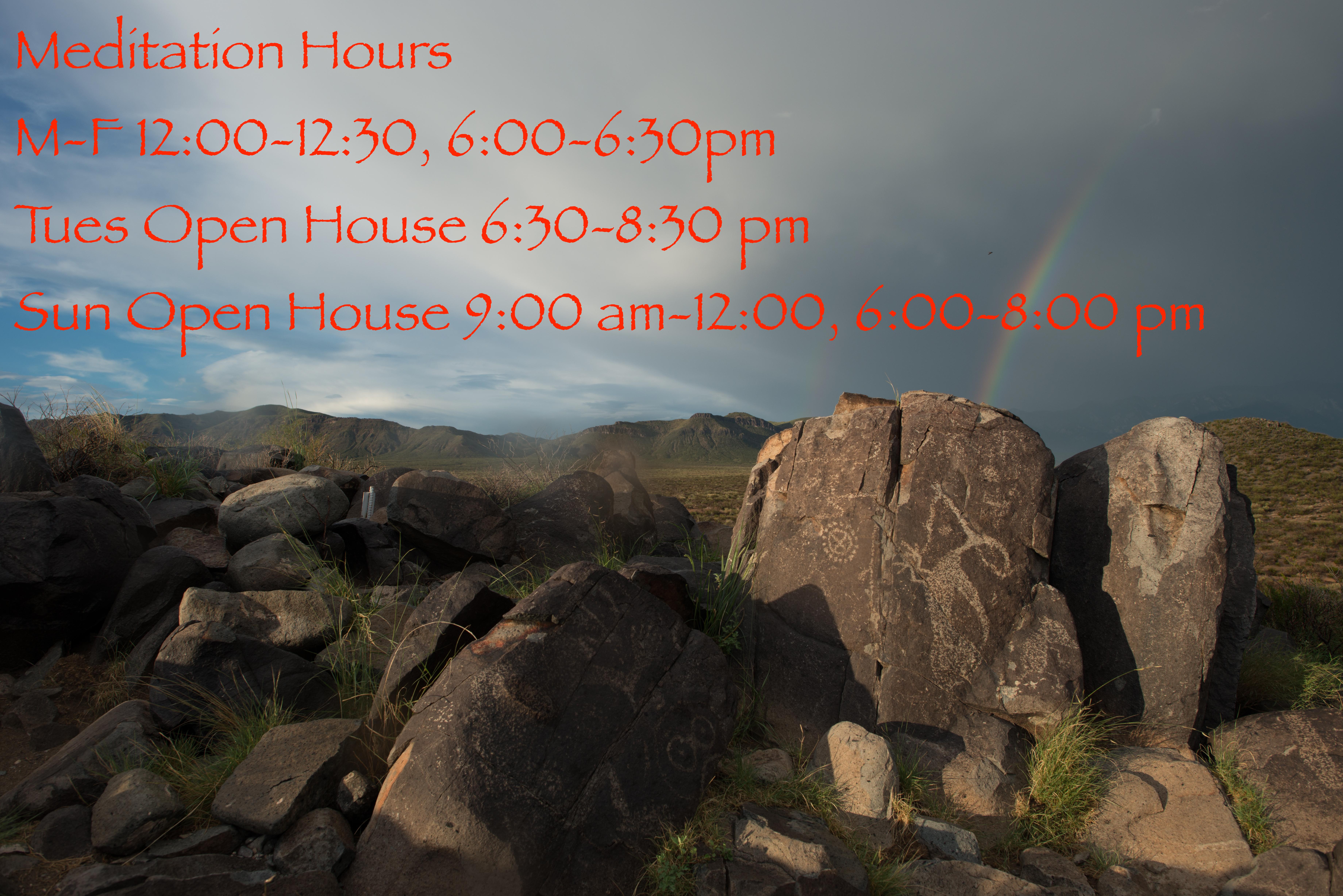 meditation-hours
