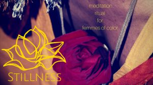 meditation ritual for femmes of color