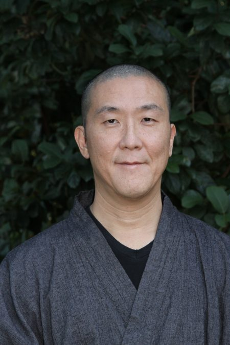 photo of chan buddhist teacher guo gu