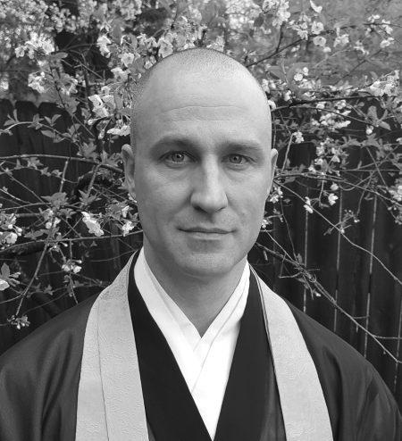photo of rinzai zen abbot meido moore roshi